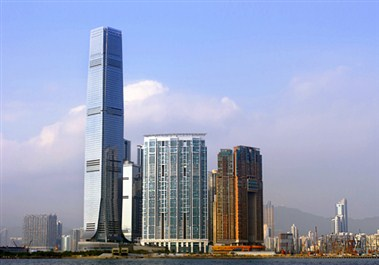 The International Commerce Centre (ICC) Tower