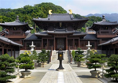 Chi Lin Nunnery