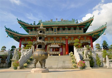Chinese Sytle Temple
