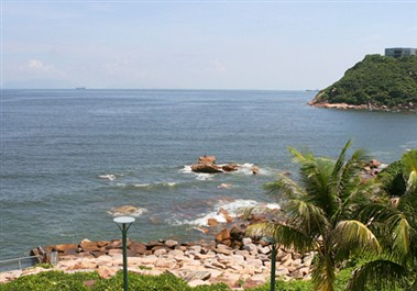 Stanley Bay and Beach Hong Kong