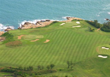 Shek O-l Country Club Golf Course