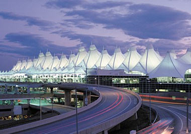 Denver International Airport, CO