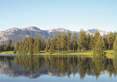 Fairmont Jasper Park Golf Course