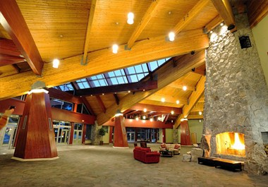 Whistler Conference Centre - Grand Foyer