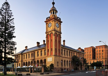 Newcastle Custom House