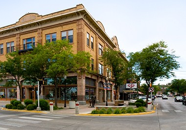 Downtown Rapid City