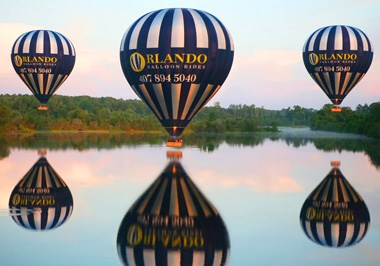 Hot Air Balloons Ride