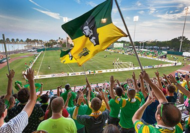 Tampa Bay Rowdies, St. Petersburg