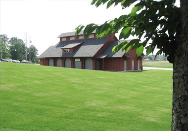 The Red Barn at Agricultural Heritage Park