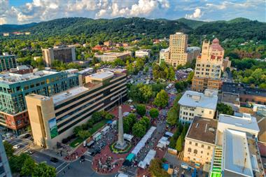 Asheville Downtown