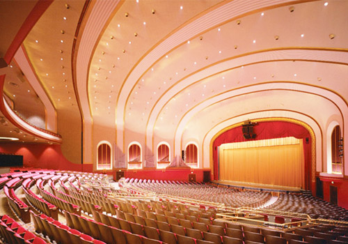 Indiana University Auditorium