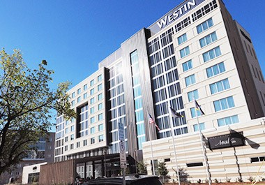 Newly Opened Westin Jackson in Downtown