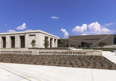 Newly Opened Mississippi Civil Rights Museum