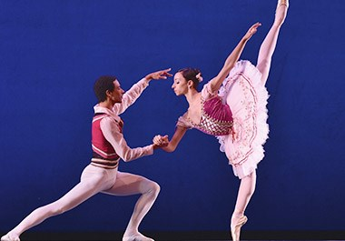 International Ballet Competition in Jackson