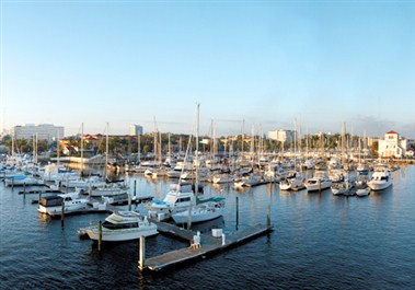 Downtown Bradenton Harbor
