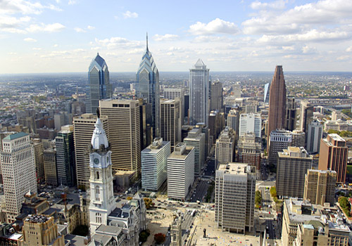 Philadelphia Skyline