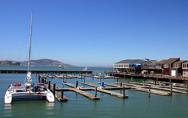 Fisherman&#39;s Wharf, CA