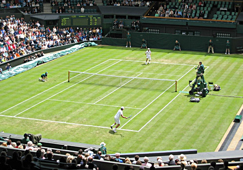 Wimbledon - Court No. 1