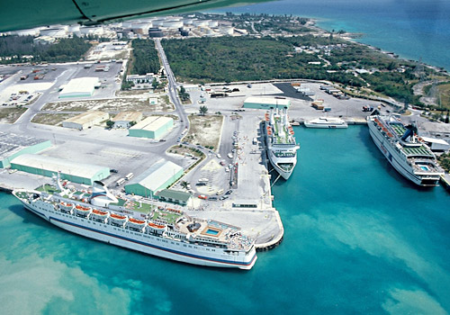 Cruise Ship, Grand Bahama