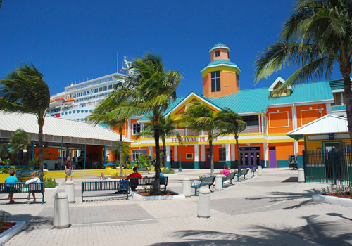 Festival Place, Downtown Nassau