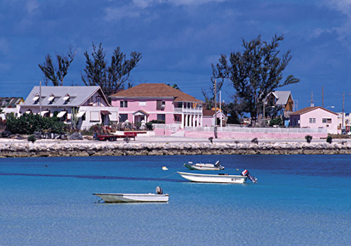 Eleuthera Coastal View