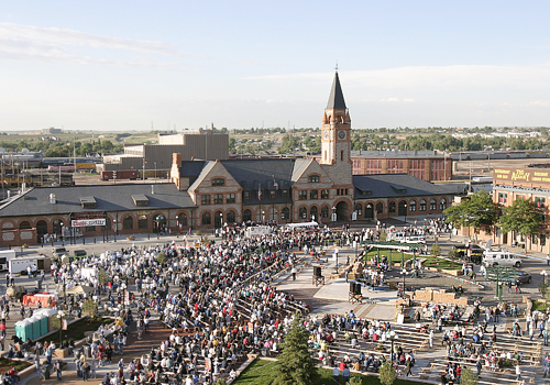 Cheyenne Depot Square
