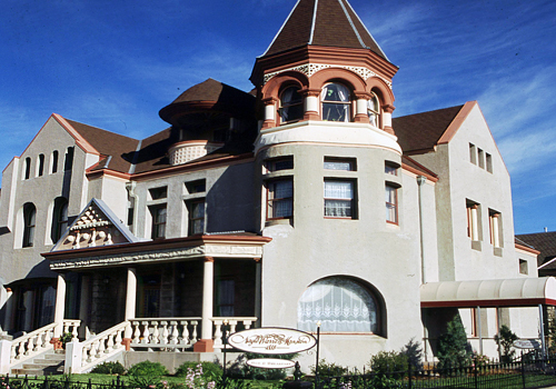 Nagle Warren Mansion