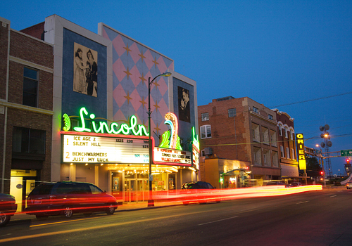 Cheyenne Lincoln Theatre