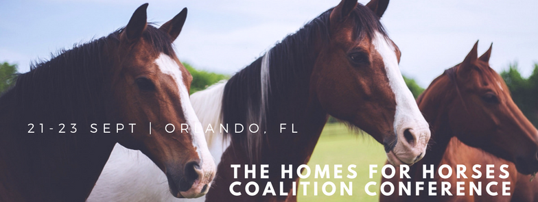 The 2018 Homes for Horses Coalition Conference