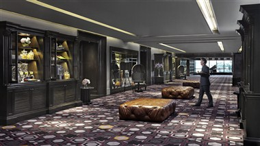 The New Grand Ballroom - Stylish Corridor