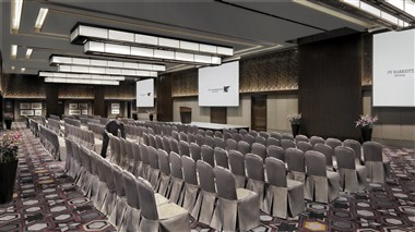 The New Grand Ballroom - Theatre Setup