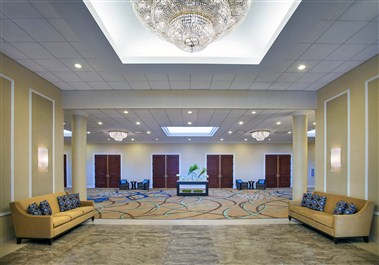 Grand Ballroom Foyer entry