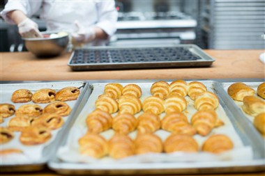 In-House Pastry Kitchen