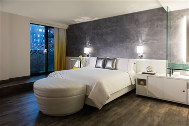 Times Square Terrace Guest Room