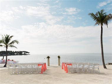 Bayfront Beach Venue