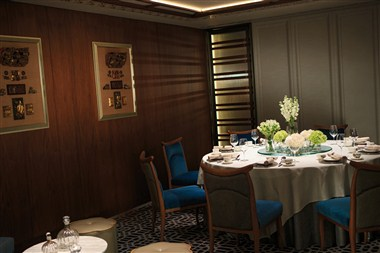 Dynasty Restaurant - Private Dining Room