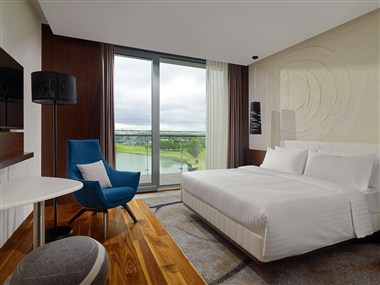 Classic Room with King-size bed, River view