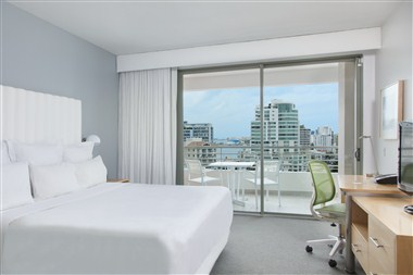 One Bedroom Suite City View