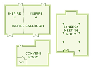 Meeting Space Floor Plan