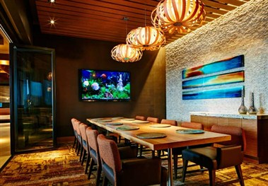 Marina Kitchen - Private Dining Room