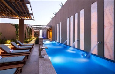 Jasha Spa - vitality pool