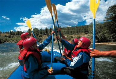Local Group Rafting Trips