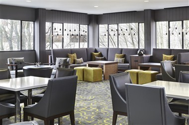 M Club - Seating Area