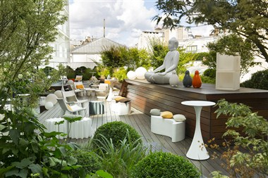 Banqueting Outdoor Terrace