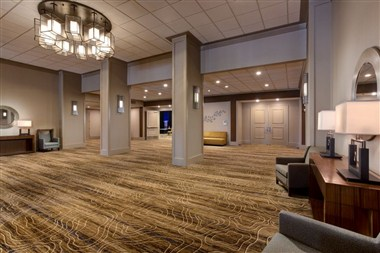 Intercontinental Ballroom Foyer & Pre-Function
