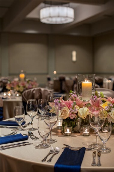 Intercontinental Ballroom – Social/Wedding Details