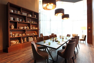 Private Dining Room in The Dish Room Restaurant