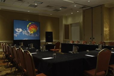 Mill Pond Meeting Room – Conference Set-Up