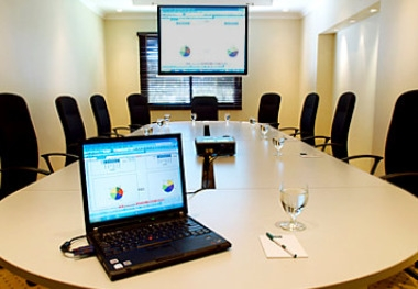 La Castellana Executive Boardroom