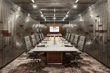 Safe Deposit Meeting Room